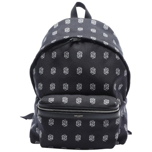 Saint Laurent Handbags - SOLD 🚫 Saint Laurent City Backpack